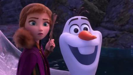 迪士尼动画《冰雪奇缘2》新正式预告(中字)