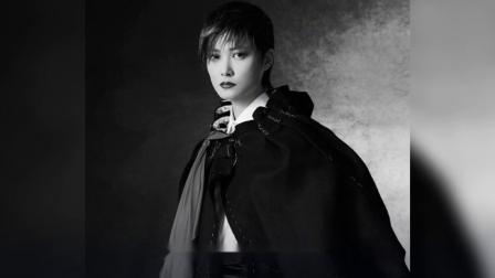 李宇春暗黑哥特风,没想到李宇春的浓妆这么惊艳,太给力了