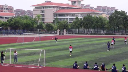 厦门大学嘉庚学院2019足球超级联赛/秋昆-五谷村
