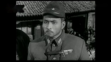 电影《平原游击队》(1955)_高清