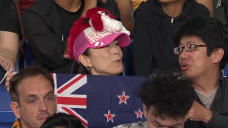 集锦:2019小组赛 新西兰vs南非