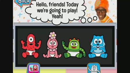 YO GABBA GABBA BABIES! Let's Play with FOOFA, TOODEE, MUNO, BROBEE!_201991845