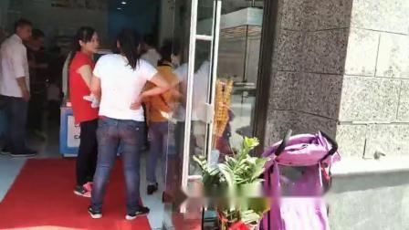 哈尼炫鲜花主题蛋糕凯旋公馆店门头店内二