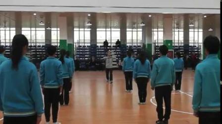 武术八步连环拳-高中体育优质课(2019)