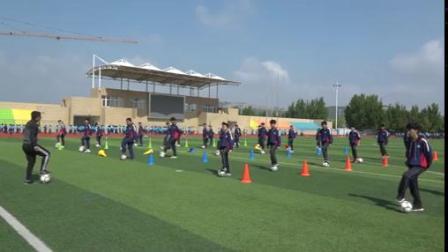足球运球-高中体育优质课(2019)