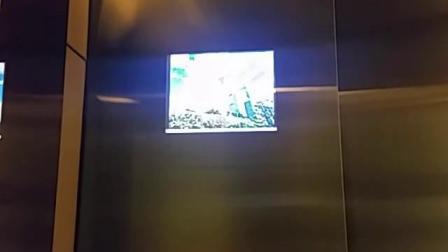 深圳四季酒店电梯1