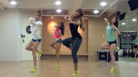 学跳舞系列-女团跳舞021