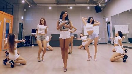 学跳舞系列-女团跳舞02