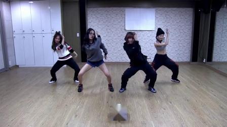 学跳舞系列-女团跳舞028