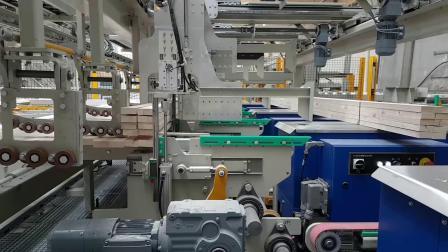 MOSCA RO-M-RI捆扎应用 - 木材行业