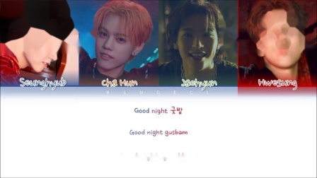 [Audio] N.Flying (엔플라잉) - GOOD BAM [歌词版]