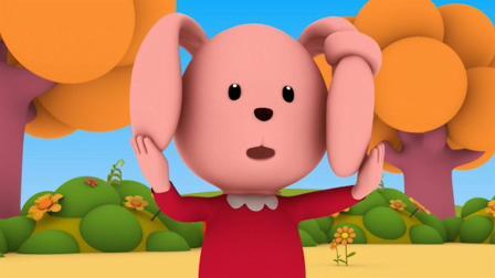 【追气球】幼儿早教游戏 _ 让宝宝在游戏中获得知识、养成习惯 _ 竹兜早教动画 快乐岛(0-2岁)