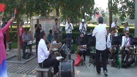 新乡市梦之音轻音乐乐队庆祝中华人民共和国建国70周年演出集锦DV
