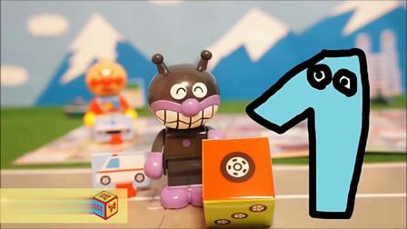面包超人 细菌星人 多美 卡牌游戏 动画片
