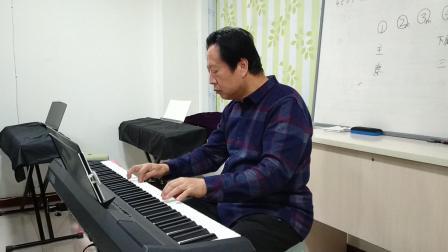 《四小天鹅舞曲》钢大李明生弹奏