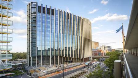 南澳大学癌症研究中心起始到建成