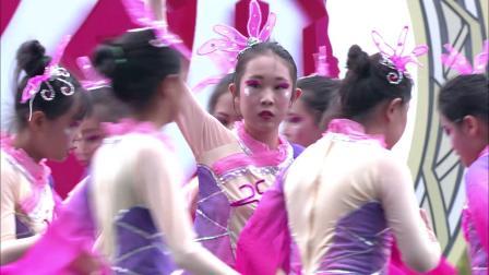 《爱莲说》 白城市青少年校外活动中心花儿朵朵舞蹈团