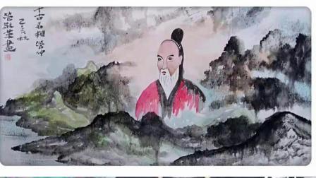 新华卫视直播国家一级画家管敬革舞蹈:雪之舞