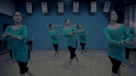 郑州民族舞教练班 皇后舞蹈中国舞教练培训 手之语(手语和手意)