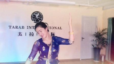 今天为大家献上的是中国名师赵晓冬老师编舞的《Tabaah Ho Gaye(心已破碎)》