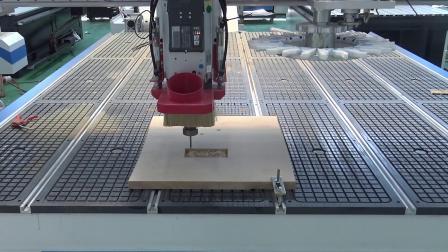 【蓝象数控】数控木工开料机厂家,真4轴浮雕图案