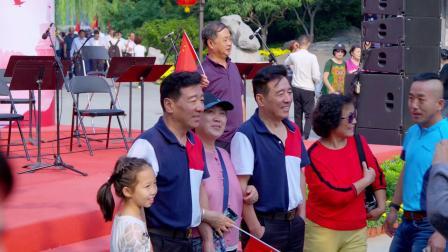 70周年国庆北海公园游园会(松下eva1拍摄)