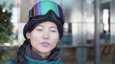 中国U型池明星刘佳宇加入LAAX莱克斯滑手队伍 | LAAX莱克斯