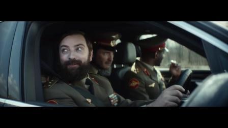 大众汽车戏剧性幽默广告《蜜汁自信》