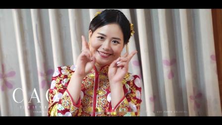 QIAN CHENG LI&CAO FEI 10.12婚礼MV短片