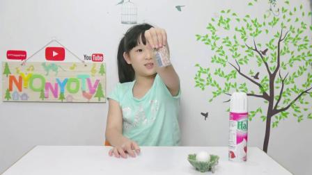 Super easy Korea cup cake making kit[NyoNyoTV]