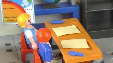 摩比游戏 电影 天呀,我忘记做数学家庭作业了, 怎么办!