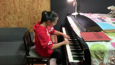 刘艺赫演奏:莫什科夫斯基《g小调练习曲 》
