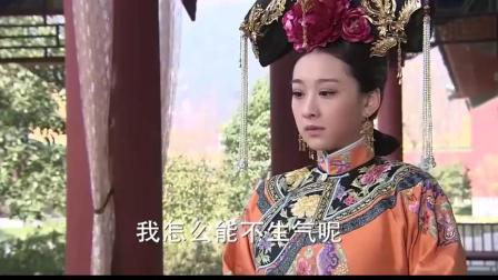 步步惊心:四爷生若曦的气,不料皇后却替她说话,这气度让人钦佩
