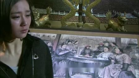 步步惊心:张晓看到了她与阿哥们的画像,不料回头竟又看见皇上