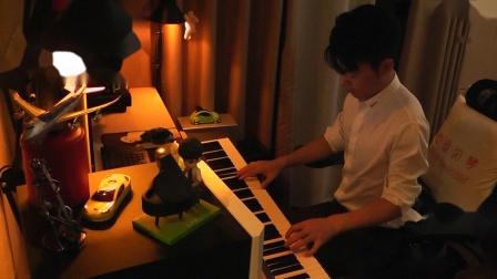 《夜色钢琴曲》云海间 - 赵海洋 演奏视频