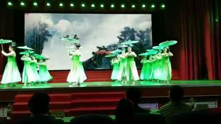 """""""常青树杯""""广场舞大赛怀安县舞动青春舞蹈队"""