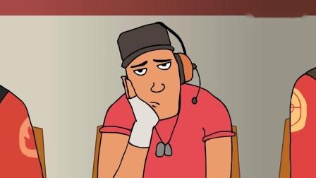 脑洞幽默动画,抽烟喝酒患者去看病,医生被吓得不知所措