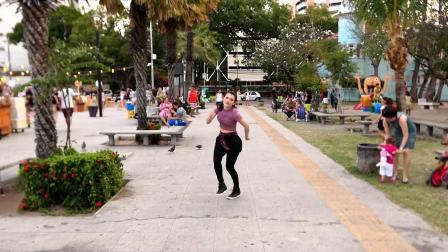 [Lorena Farias IN PUBLIC]PART 2(2019 April, May & June Songs)DANCE COVER
