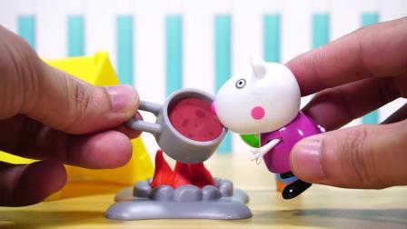 佩佩猪 小猪佩奇的游乐园玩具 Peppa Pig's Amusement Park Toys