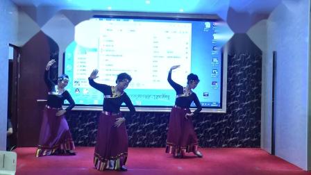 十五冶汉川老乡第四届(武汉)聚会 舞蹈《爱的誓言》