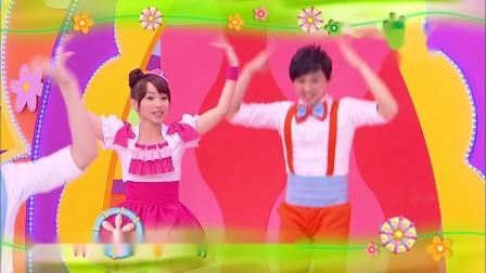 一起学跳舞 专辑【甜蜜森林】欢乐谷S 跟着哥哥姐姐一起唱唱跳跳 儿童律动 带动唱 学跳舞