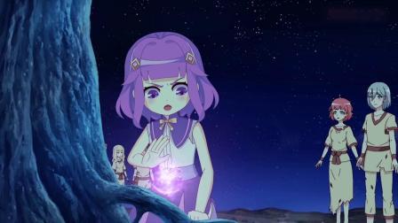 小花仙:菲尔取走了种子,丰饶之树枯萎了,她背弃了巫女的职责!巫女竟帮外人偷走了希望种子,丰饶之树枯萎,再没有奇迹绿洲!