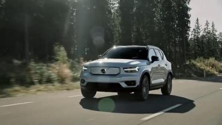全新沃尔沃XC40纯电动SUV官方视频