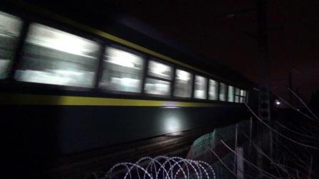 T25次 HXD1D0119 通过沪昆线K234KM大园里特大桥