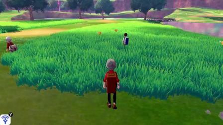 《宝可梦:剑盾》10分钟游戏演示