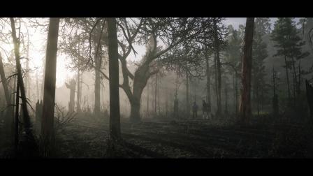 《荒野大镖客2》PC版高清预告