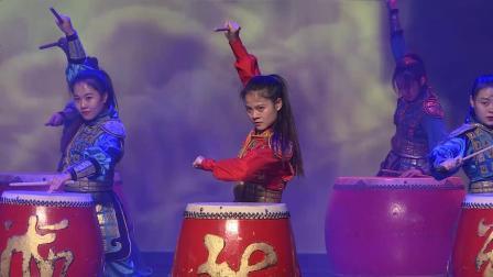 承接演出:中国第一部原创鼓乐剧《木兰》演出宣传片