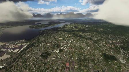 4K Flight Simulator 2020 'WORLD'