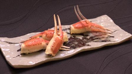 日本东京米其林三星龙吟餐厅 主厨教你雪蟹的10种做法 知道为何吃不起了 绝版
