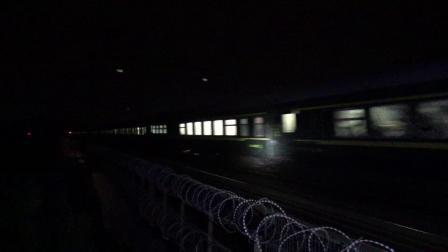 K834次 HXD1D0393 通过沪昆线K234KM大园里特大桥